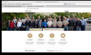 John Waters Inc. heating, air & electric